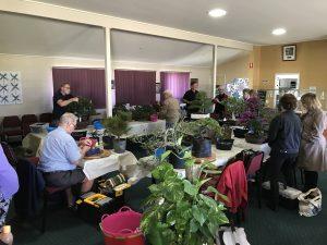 2nd day of workshops for Fraser Coast
