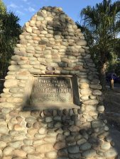 Captain James Cook memorial at the Town of 1770. Wanted to come here for years and my only holiday part of the trip. 3 nights here.