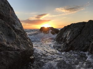 My best sunset pic