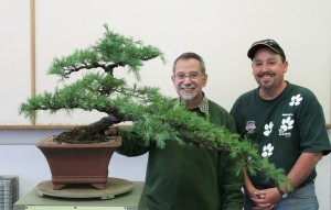 The tree, Bill and I